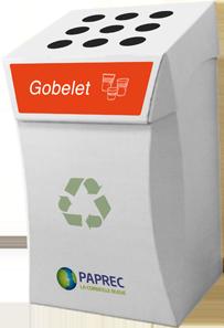 BOX GOBELETS